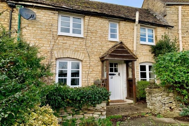 Thumbnail Cottage to rent in Cottons Lane, Tetbury