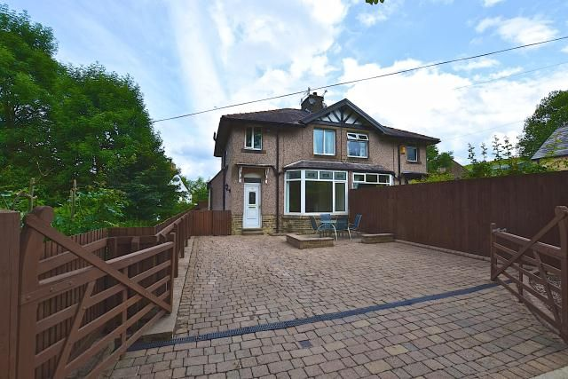 Thumbnail Semi-detached house to rent in Grange Road, Cliviger, Lancashire