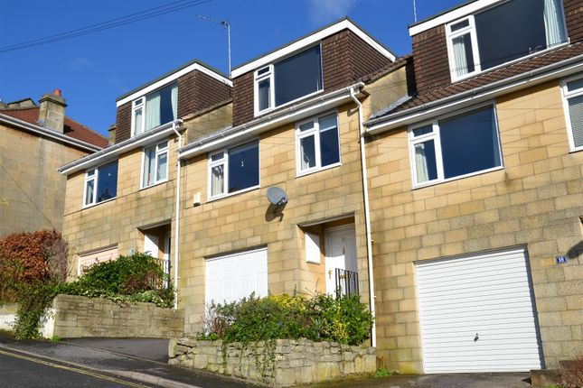 Thumbnail Semi-detached house to rent in Pera Place, Bath
