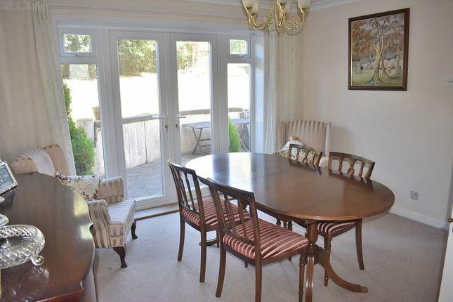 Dining Room of Rhyd-Y-Defaid Drive, Derwen Fawr, Sketty, Swansea SA2