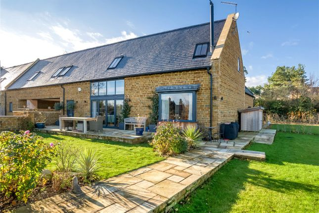 Thumbnail Detached house for sale in Aynho Road, Adderbury, Banbury, Oxfordshire