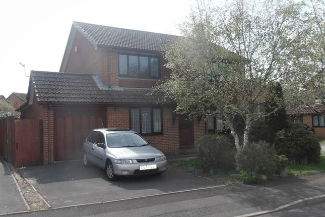 Thumbnail Detached house for sale in Woodlands Drive, Sandford, Wareham