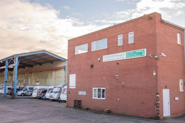 Thumbnail Office for sale in Cumberland Road, North Shields