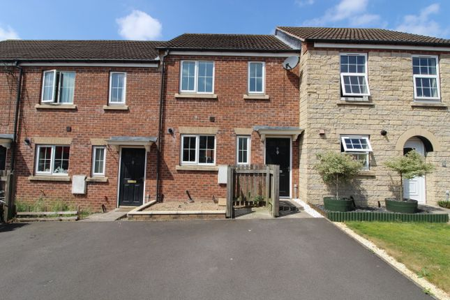 Thumbnail Town house to rent in St. James Place, Scunthorpe