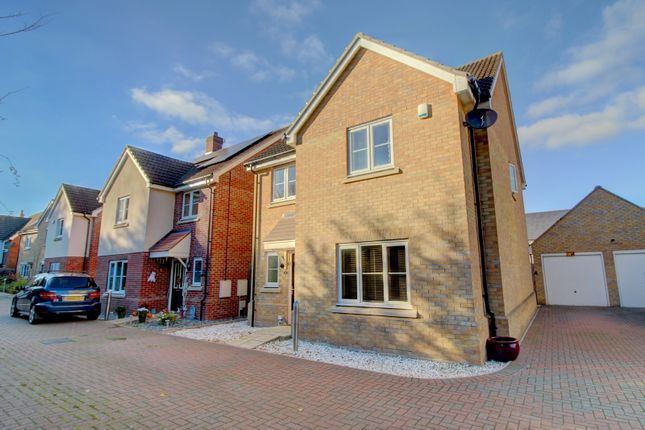 Thumbnail Detached house for sale in The Spinnaker, St. Lawrence, Southminster