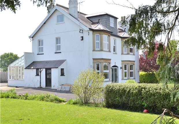 Thumbnail Detached house for sale in Cotswold House, Shurdington Road, Brockworth, Gloucester