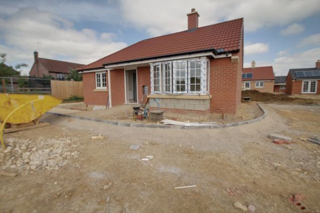 Thumbnail Bungalow for sale in Mayfield Gardens, Baston, Peterborough