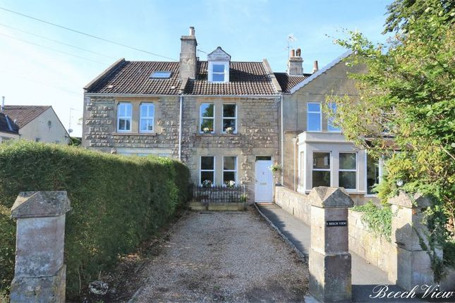 Thumbnail Town house for sale in Beech View, Bath