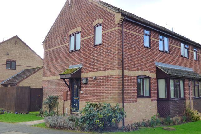 Thumbnail Semi-detached house to rent in Frank Bridges Close, Soham