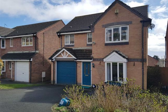 Thumbnail Detached house for sale in Gelyn Y Cler, Pencoedtre Village, Barry