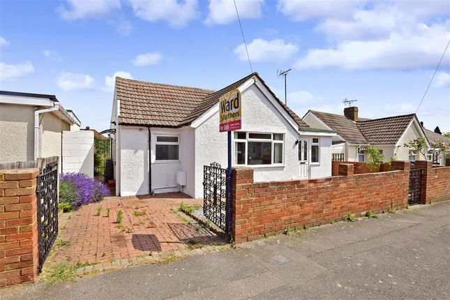 Thumbnail Detached bungalow for sale in Chicago Avenue, Gillingham, Kent