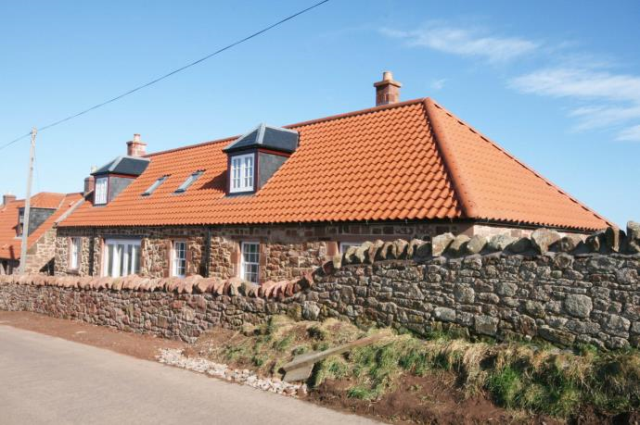Thumbnail Cottage to rent in Upper Loanhead Cottage, Pressmennan, Dunbar