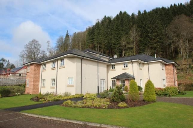 Thumbnail Flat for sale in Tulipan Court, Callander, Stirlingshire