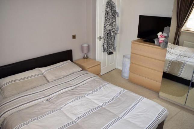 Master Bedroom of Hollybank Close, Winnington, Northwich, Cheshire CW8