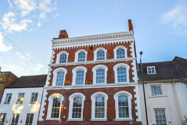 Thumbnail Flat to rent in The Drapery, Northampton