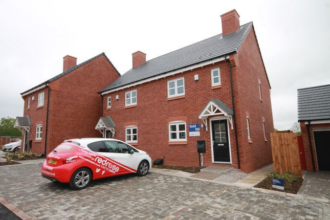 Thumbnail Semi-detached house to rent in Pilgrim Drive, Chorley