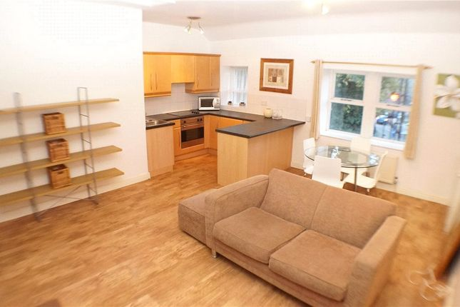 Thumbnail Flat to rent in Church End, Horsforth, Leeds