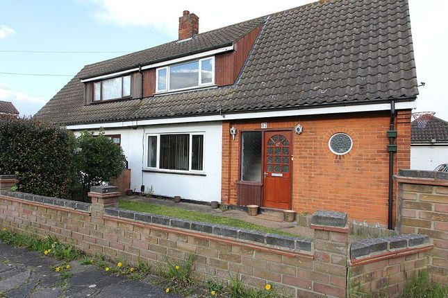 Thumbnail Semi-detached house for sale in Romsey Road, Benfleet, Essex