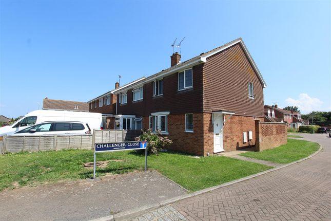 Thumbnail Semi-detached house to rent in Richmond Drive, Milton Regis, Sittingbourne
