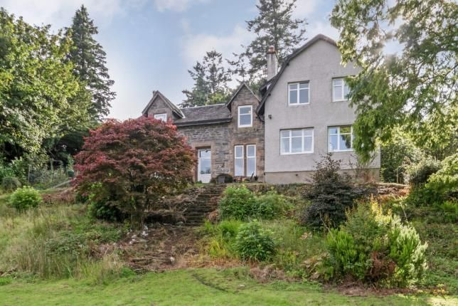 Thumbnail Detached house for sale in Rosneath, Helensburgh, Argyll And Bute