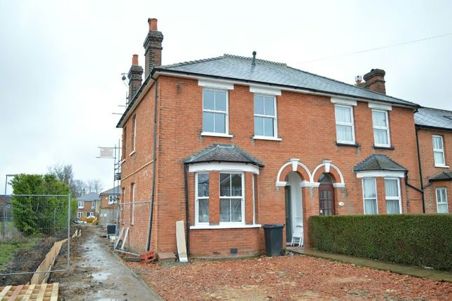Thumbnail Semi-detached house to rent in Chessington Road, West Ewell, Epsom
