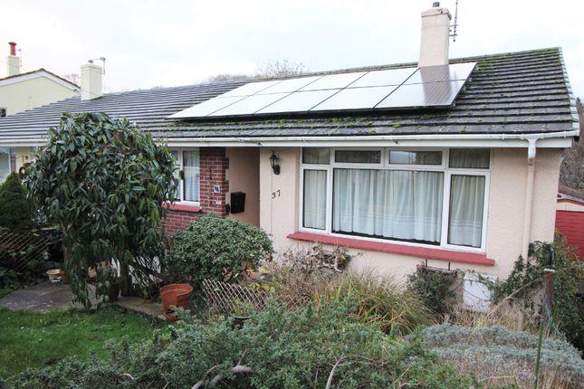 Thumbnail Semi-detached bungalow for sale in Millmans Road, Marldon, Paignton