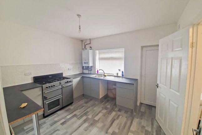 2 bed terraced house to rent in Tenth Street, Horden, Peterlee SR8