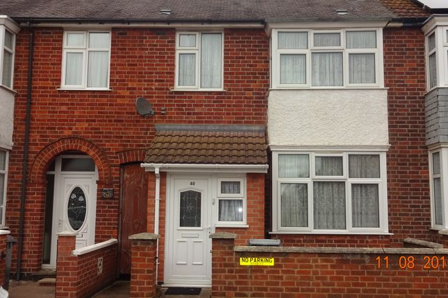 Thumbnail Semi-detached house to rent in Hampden Rd, Belgrave.Leicester
