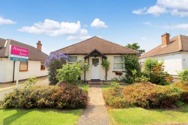 Thumbnail Detached bungalow for sale in Highfields Road, Edenbridge