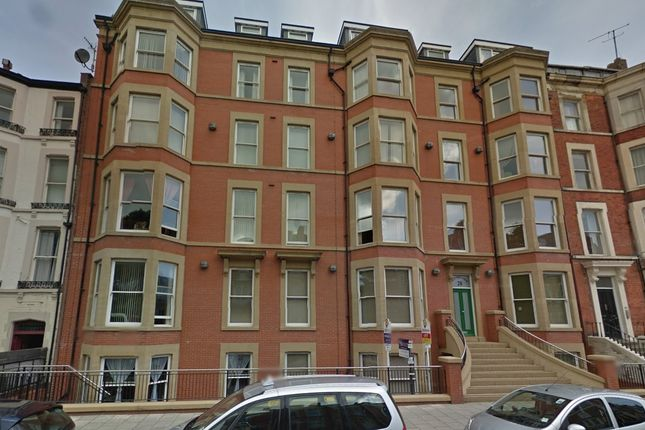 Thumbnail Flat to rent in 28 Prince Of Wales Terrace, Scarborough