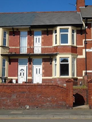 Thumbnail Terraced house for sale in Chepstow Road, Newport