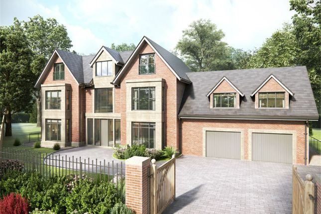 Thumbnail Detached house for sale in 3 Burnthwaite Hall, Old Hall Lane, Lostock, Bolton
