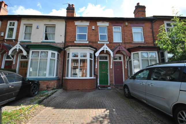 Thumbnail Terraced house to rent in Sarehole Road, Hall Green, Birmingham