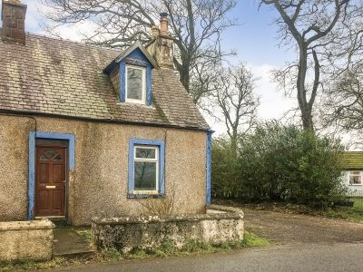 1 bed end terrace house for sale in Main Street, Whauphill, Newton Stewart DG8