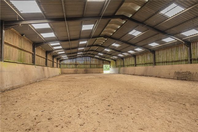 Indoor Arena of Sidbury, Sidmouth, Devon EX10