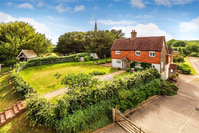 Thumbnail Detached house for sale in Crowhurst Lane, Crowhurst, Lingfield, Surrey