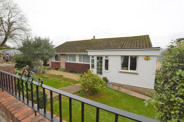 Thumbnail Detached bungalow for sale in Upton Hill Road, Brixham, Devon