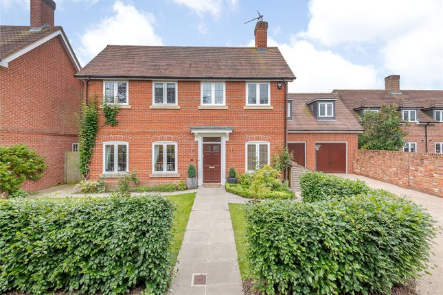 Thumbnail Detached house for sale in Burlingham Grange, North Warnborough, Hook, Hampshire