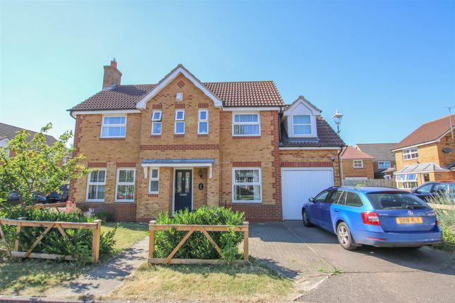 Thumbnail Property to rent in Puffin Way, Aylesbury