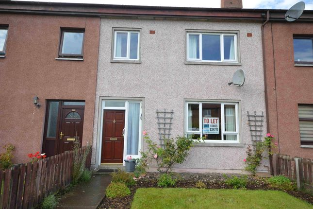 Thumbnail Terraced house to rent in St. Valery Avenue, Inverness, Highland