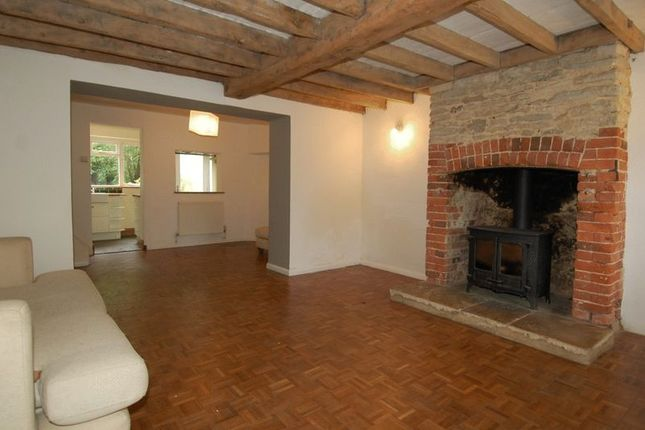 Sitting Room of Canal Road, Thrupp, Kidlington OX5