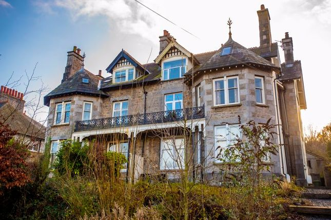 Thumbnail Flat for sale in High Knott Road, Arnside, Carnforth
