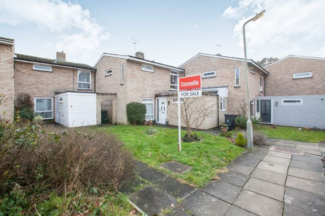 Thumbnail Terraced house for sale in Beaumont Walk, Chelmsford