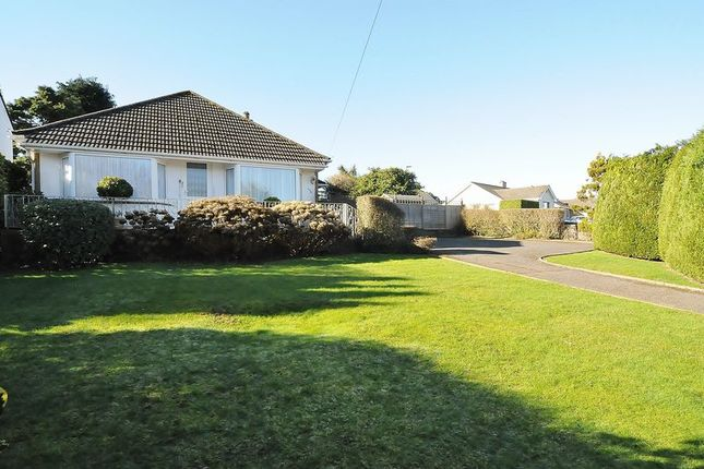 Thumbnail Detached bungalow for sale in Fort Austin Avenue, Plymouth