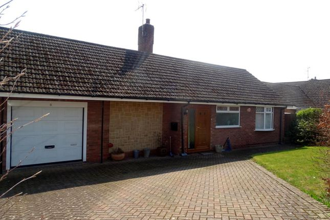 Thumbnail Bungalow to rent in Beverley Drive, Mansfield