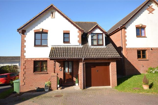 Thumbnail Detached house for sale in Highgrove Park, Teignmouth, Devon