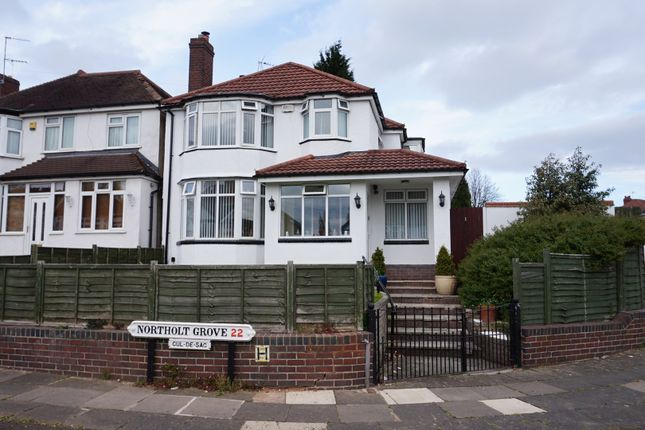 Thumbnail Detached house for sale in Northolt Grove, Great Barr, Birmingham