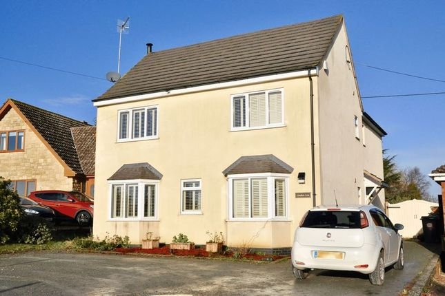 Thumbnail Detached house for sale in Long Hyde Road, South Littleton, Evesham