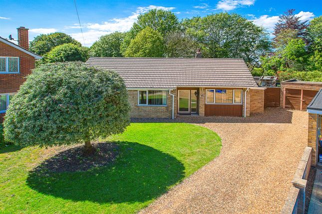 Thumbnail Detached bungalow for sale in Raleigh Close, Corby
