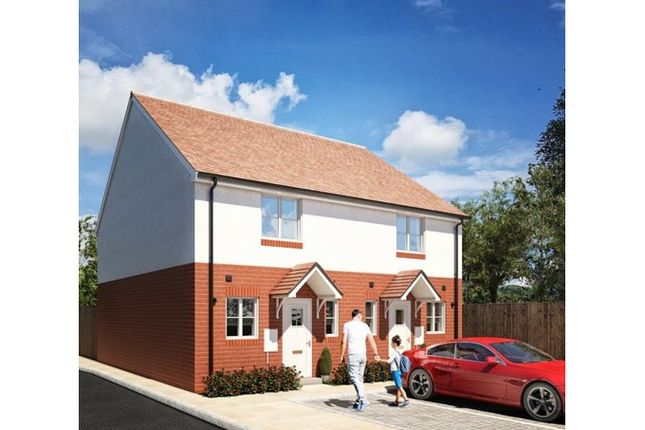 Semi-detached house for sale in Hawthorn Rise, Andover